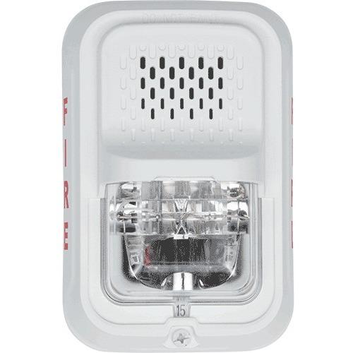 System Sensor L P2GWL Horn/Strobe