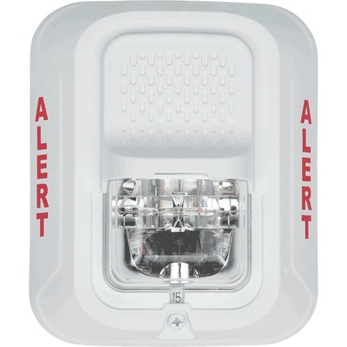 System Sensor L SWL-CLR-ALERT Security Strobe Light