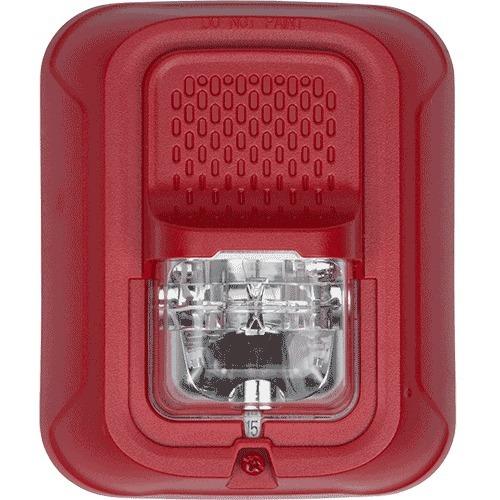 System Sensor L SRL-P Speaker Strobe