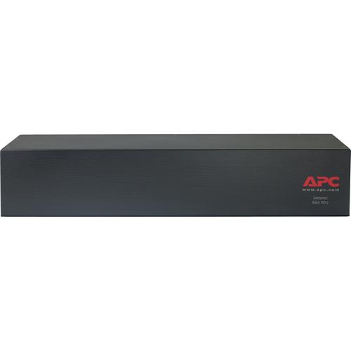 APC by Schneider Electric Rack PDU, Metered, 2U, 30A, 120V, (16) 5-20