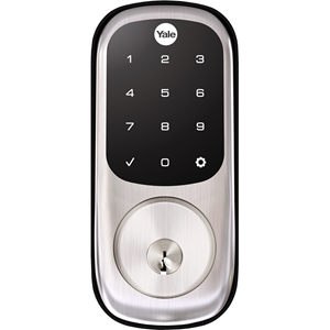 Yale Real Living Assure Lock Touchscreen Deadbolt
