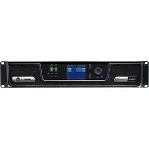 "2x300W Power Amplifier with BLU link-"" ""CROCDI2600"