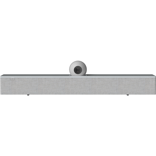 AMX Acendo Vibe ACV-5100GR Bluetooth Sound Bar Speaker - Gray