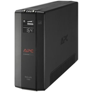 APC by Schneider Electric Back UPS Pro BX1500M, Compact Tower, 1500VA, AVR, LCD, 120V