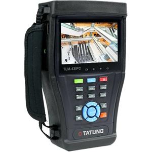 """Tatung 4.3"""" IP/HD Analog / Analog Tester"""