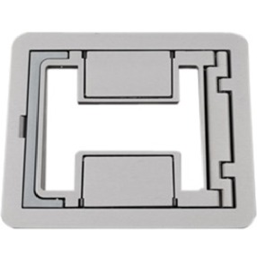 Wiremold FPBTC - Floorport Series Cutout Cover Assembly