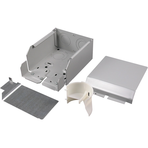 Wiremold 4000 Entrance End Fitting