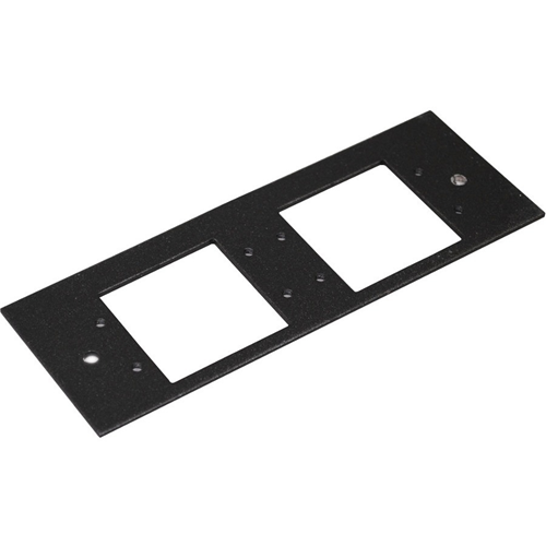 Wiremold Overfloor Raceway Extron MAAP Device Plate