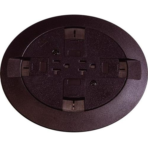 Wiremold RC7 Multi-Service Poke-Thru Device Slide Holder Assembly