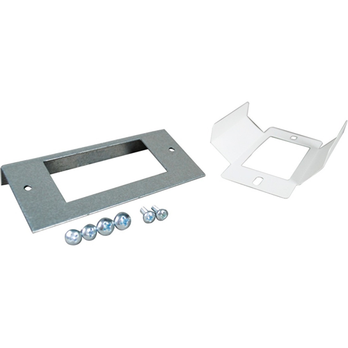 Wiremold RFB-GFI-SS Mounting Bracket for Audio/Video Device, Receptacle, Floor Box