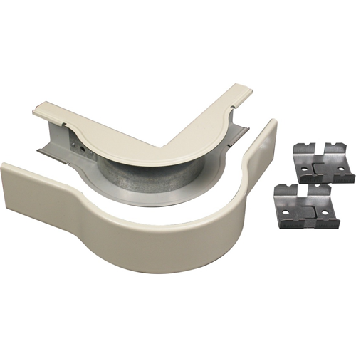 Wiremold 2400 Radiused External Elbow Fitting
