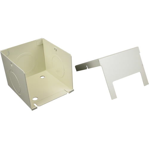 Wiremold 2400 Full Capacity Entrance End Fitting
