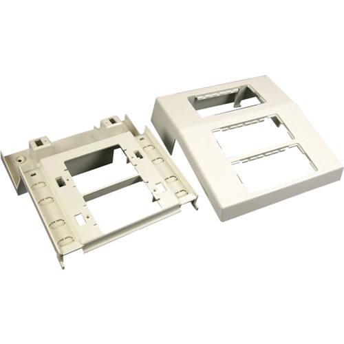 Wiremold 5400 Three Device Mounting Bracket Fitting