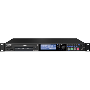 TASCAM SS-CDR250N Two-Channel Networking CD/Media Recorder