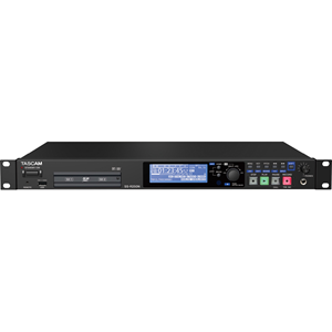 TASCAM SS-R250N Memory Recorder with Networking and Optional Dante Support