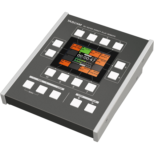 TASCAM Remote Control Unit for SS-R250N/SS-CDR250N