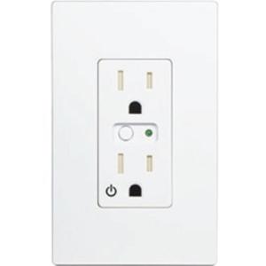 GoControl WO15EMZ5-1: Z-Wave Single Wall Outlet