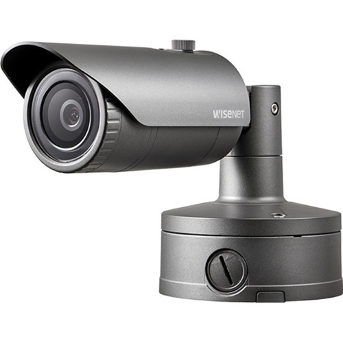 Wisenet XNO-8020R 5 Megapixel Network Camera - Bullet