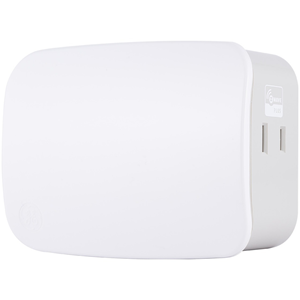 GE Z-Wave Plus Plug-In Dual Outlet Smart Dimmer