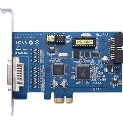 GeoVision GV600- 4 CH DVI Type PCI Express B Card
