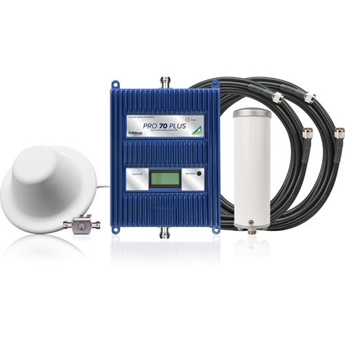 WilsonPro 70 PLUS 50 Ohm Commercial Cellular Signal Booster Kit