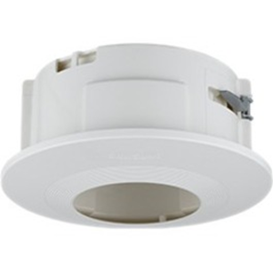 Hanwha Ceiling Mount for Network Camera - Ivory White