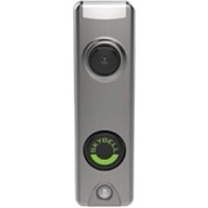 Honeywell Home Slim Video Doorbell Silver