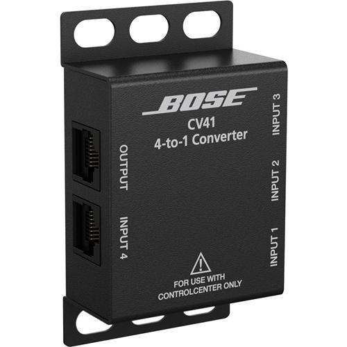 Bose ControlCenter CV41 4-to-1 Converter