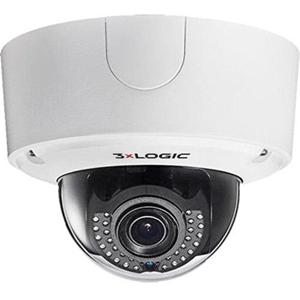 3xLOGIC VISIX 3 Megapixel Network Camera - Dome