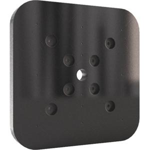 PEDESTAL PRO CS-ABP-1212 Mounting Plate for Card Reader - Black