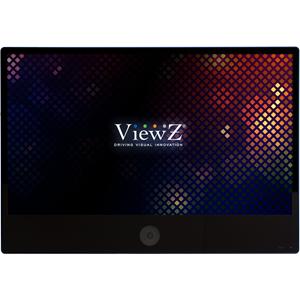 """ViewZ VZ-PVM-I4B3N 32"""" Full HD LED LCD Monitor - 16:9 - Black"""