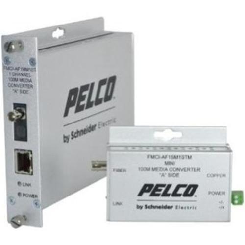 Pelco FMCI Series Ethernet Optical Fiber Media Converters