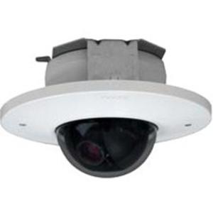 Pelco Ceiling Mount for Surveillance Camera - Black Powder Coat, White