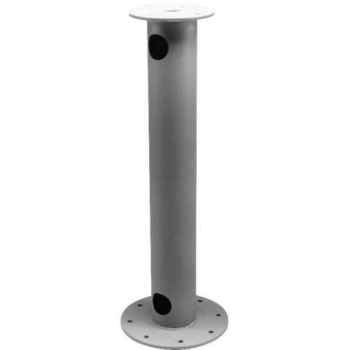Pelco PM2000 Ceiling Mount for Scanner - Powder Coated Gray