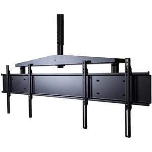 Peerless-AV DST940-BTB Ceiling Mount for Flat Panel Display - Black
