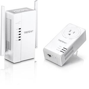 TRENDnet AC1200 WiFi Everywhere Powerline AP Powerline 1200 Kit