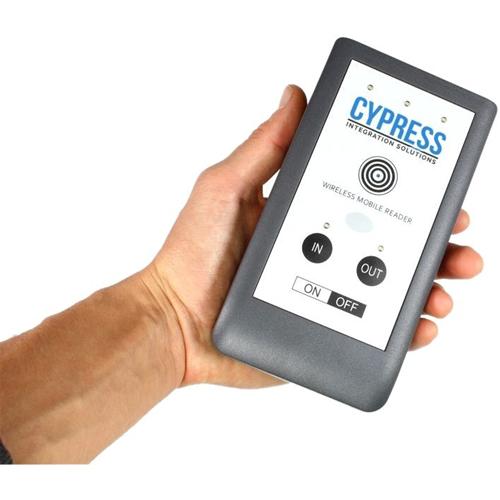Cypress Wireless Handheld Reader