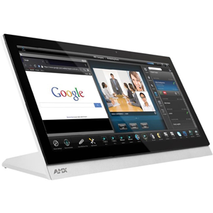 """AMX 20.3"""" Modero X Series G5 Panoramic Tabletop Touch Panel"""