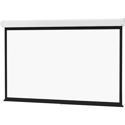 "Da-Lite Model C 123"" Manual Projection Screen"