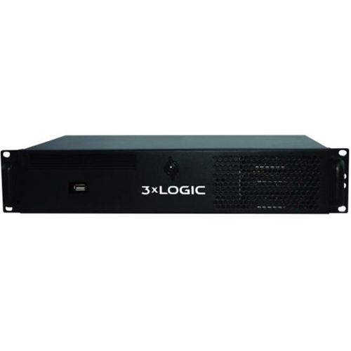 3xLOGIC 2U NVR VMS Appliance with i5 Processor