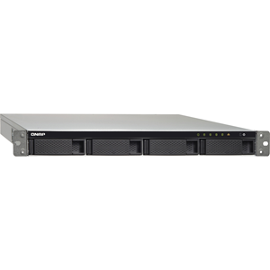 QNAP Turbo NAS TS-453BU-RP SAN/NAS Storage System with Redundant Power Supply