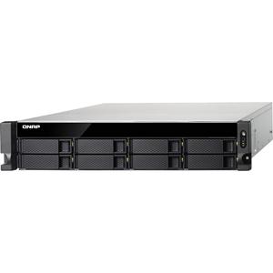 QNAP Turbo NAS TS-853BU SAN/NAS Storage System