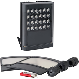 Raytec VAR2-IPPoE-hy8-1 Long Range Hybrid Network Illuminator