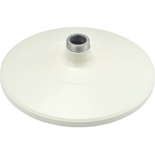 Hanwha Ceiling Mount for Surveillance Camera, Camera Mount - Ivory