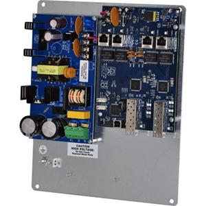Altronix 4-port PoE+ Switch