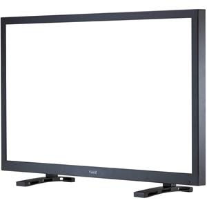 "ViewZ VZ-55UHD 55"" 4K UHD LED LCD Monitor - 16:9 - Black"