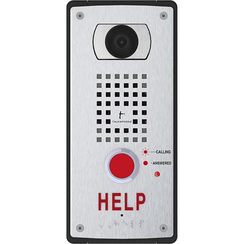 Talkaphone Surface Mount IP Video Help Station
