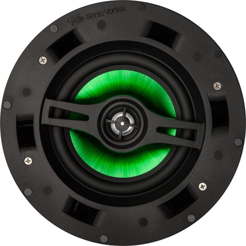 Beale ICW6-MB 2-way In-ceiling, In-wall Speaker - 5 W RMS