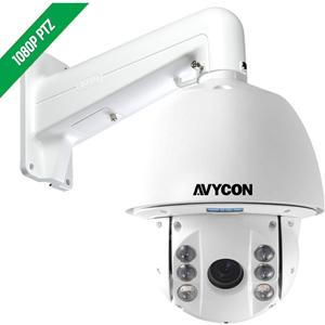 AVYCON AVC-PT92X30LW 2.4 Megapixel Surveillance Camera