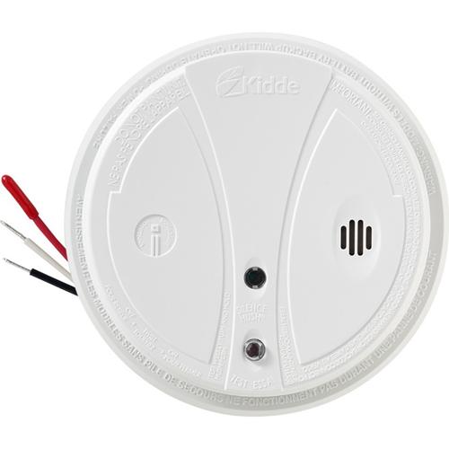 Kidde 120V AC Smoke Alarm with 9V Battery Backup i12040CA